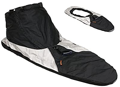 Harmony Kayak Accessories Cockpit Cover Clearwater TTD Large Kayak Sprayskirt
