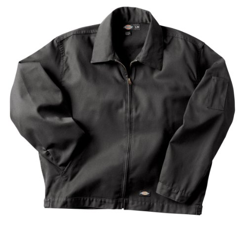 - Dickies Men's Unlined Eisenhower Jacket, Charcoal, Small/Regular