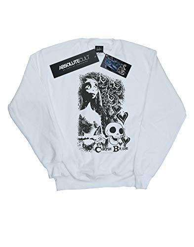 Entrenamiento Logo Skull De Bride Hombre Absolute Cult Blanco Camisa Corpse wqXf8T8
