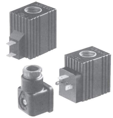 PARKER Cartridge Valve Coil 12 VDC