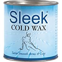 SLEEK COLD WAX 600gm