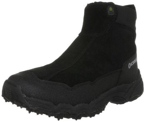 - Icebug Men's Metro Bugrip Studded Traction Winter Boot,Black,8 M US
