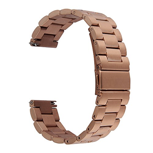 Gear S3 Frontier / Classic Watch Band, V-Moro Solid Stain...