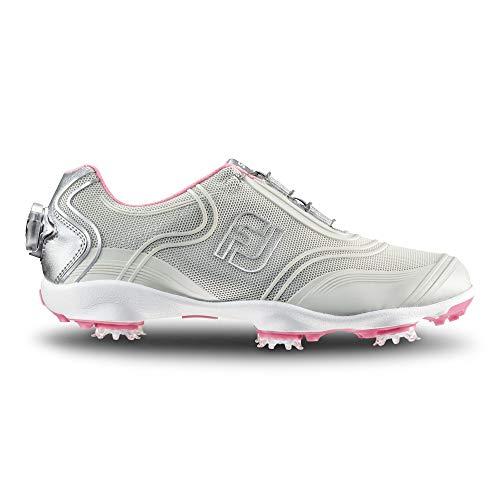 FootJoy Women's FJASPIRE BOA-Previous Season Style Golf Shoes Grey 9 M, Light US