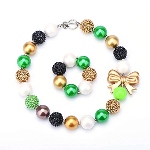 with St. Patrick's Day Jewelry design