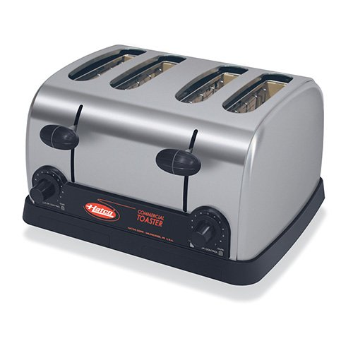 Hatco S/S 4-Slot 120V Commercial Popup Toaster