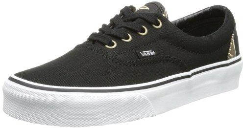 Vans Unisex Era Tiger Camo Sneakers black M11 W12.5