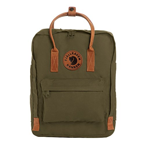 Fjallraven - Kanken No. 2 Backpack for Everyday, Dark Olive