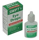 Eye Drops, Bottle, 0.5 oz.