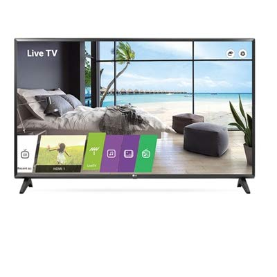 43In 1920×1080 LED LCD TV Taa HDMI USB Spkr Stand WOL 2Yr Warr
