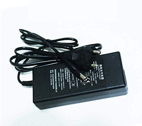 Flycoo Chargeur de Puissance pour Xiaomi M365 / Ninebot by Segway ES1/ES2 Trottinettes électrique Scooter Pliable Accessoire 36 / 42V 2A Charger Adapteur
