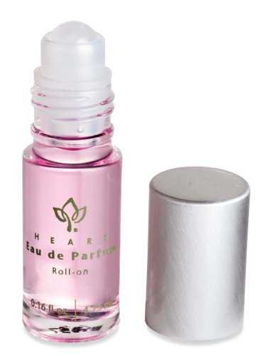 Garden Botanika Perfume Oil, Heart, 0.16-Ounce Bottle by Garden Botanika