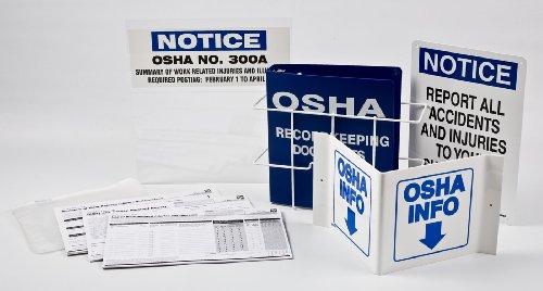 Brady OR305E OSHA Record Keeping
