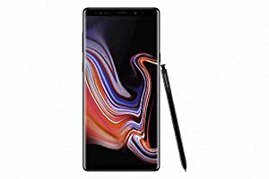 Samsung Galaxy Note 9 Dual SIM - 128GB, 6GB RAM, 4G LTE, Midnight Black