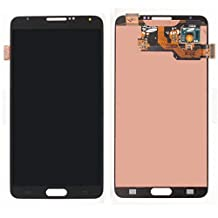 """XQ - LCD Display + Touch Screen Digitizer Assembly White / Black For 5.7"""" Samsung GALAXY Note 3 N9006 N9005 N9002 N9008 N9009 Replacement (Black)"""