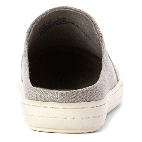 Adam Tucker Womens Jive Loafers Shoes Light Grey StudvpOE5