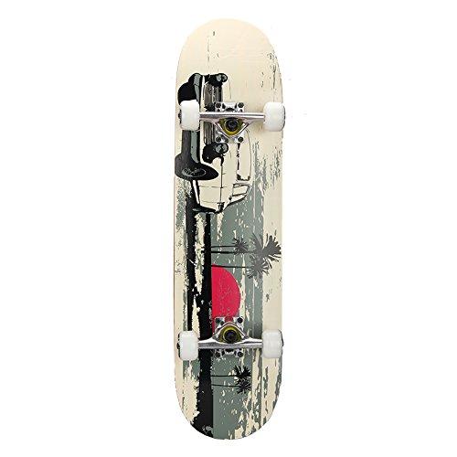 PUENTE Cruiser Complete Skateboard Inch