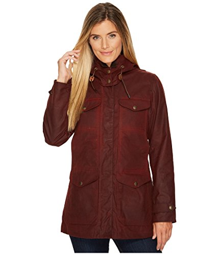 Filson Women's Moorcroft Jacket Burgundy Medium ()