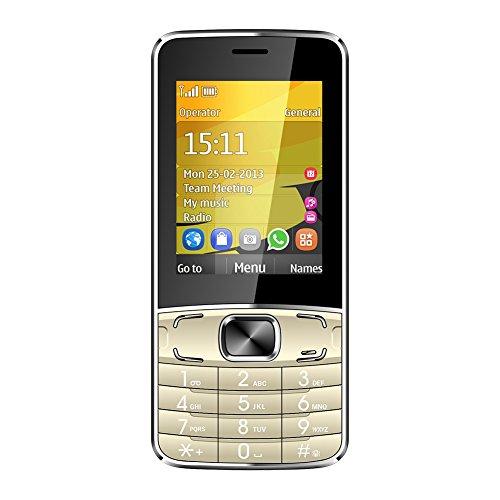 Kivors® Smartphone Kivors Seniorenhandy T3 Dual SIM Mobile mit beleuchteten Tasten und SD-Karten Erweiterungsfunktionen für ältere Menschen