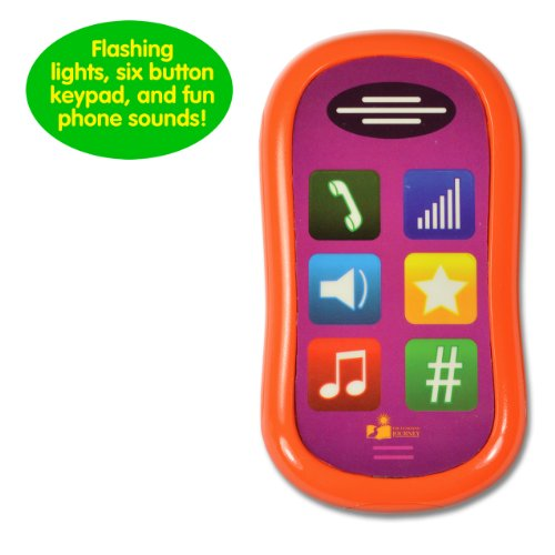 Phone Rattle (The Learning Journey On The Go)