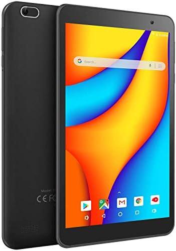 VANKYO MatrixPad S7 7 inch Tablet, Android 9.0 Pie, 2GB RAM, 32GB Storage, 5MP Rear Camera, Quad-Core, IPS HD Display, FM, GPS, Wi-Fi Only, Black