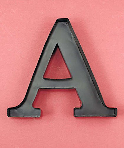 Monogram Wine Cork Holder - Letter A (Wine Letters)