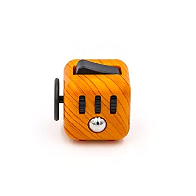 Sleft Fidget Cube Stress Cube Fidget Toy Relieving Stress Pressure and Anxiety(Latest Version)