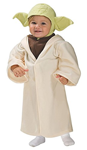 Rubie's Star Wars Complete Yoda, Multi, 12-24 Months Costume -