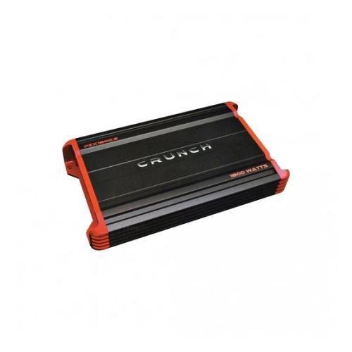 Crunch PZX18002 2CH Amplifier, 1800W