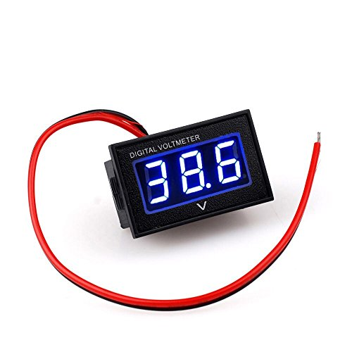 36 Volt Golf Cart Digital Meter Battery Gauge for Club Car EZGO Yamaha (Digital Golf Cart Battery Meter compare prices)