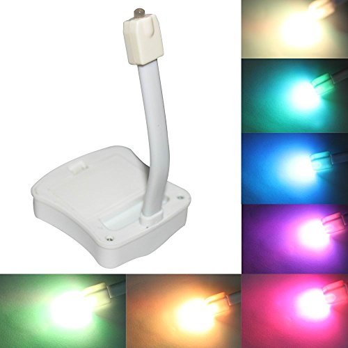 Colorful Motion Activated Sensor Led Toilet Bowl Light