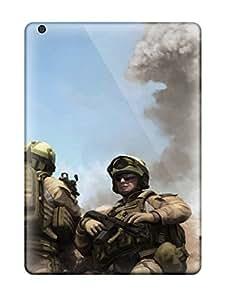 Abikjack Snap On Hard Case Cover War Comrades Protector For Ipad Air