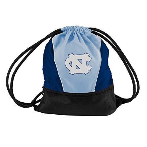 Logo Brands NCAA North Carolina Tar Heels Sprint Pack, Small, Team Color (North Carolina Tar Heels String)