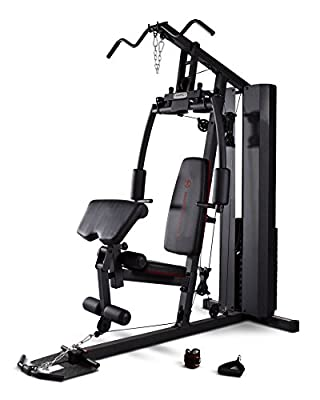 Marcy Stack Dual Function Home Gym – 200 lb. Stack MKM-81010 by Impex Inc. - DROPSHIP