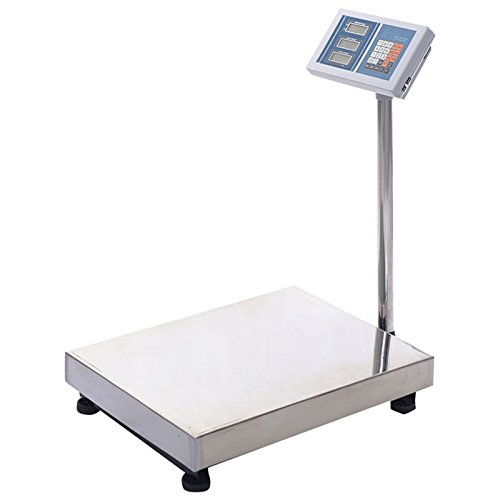 660lbs Weight Computing Digital Floor Platform Scale Postal Shipping Mailing New TKT-11 by TKT-11