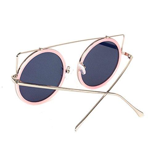 chat élégant grand tour Aoligei de Dames hommes de voyage lunettes soleil de soleil E lunettes oreille rue cadre XA84Xq