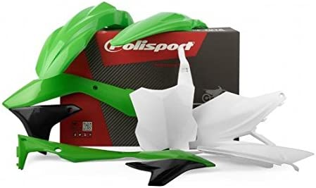 Kit plásticas Polisport color origen 16Kawasaki KX450F–Polisport 790689st