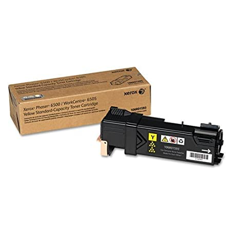 2500 Pages Xerox Phaser 6500 Workcentre 6505 Magenta High Capacity Toner Cartridge