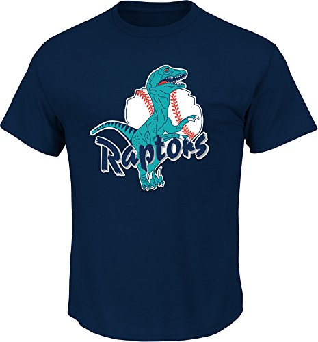 Minor League Ogden Raptors T-Shirt Style Jersey (Adult X-Large)
