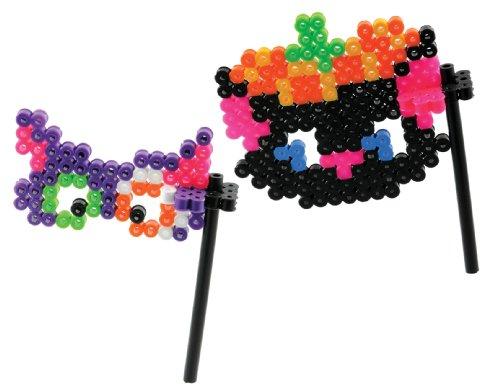 Perler Beads Cat Mask Biggie Bead Fused Bead Kit ()