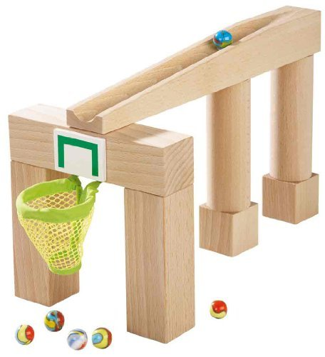 Ball track - Basketball hoop by HABA