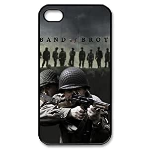 Band of Brothers iPhone 4 4S Blackmaverick Fantasy Funny Terror Tease Magical YHNL797811076 Kimberly Kurzendoerfer