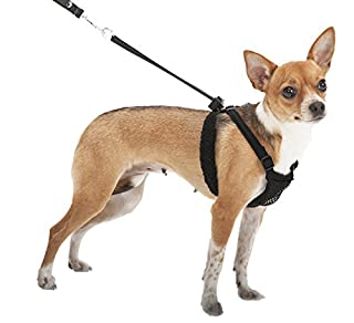 SPORN No Pull Dog Harness, Black, Small (B003SLKHJM) | Amazon price tracker / tracking, Amazon price history charts, Amazon price watches, Amazon price drop alerts
