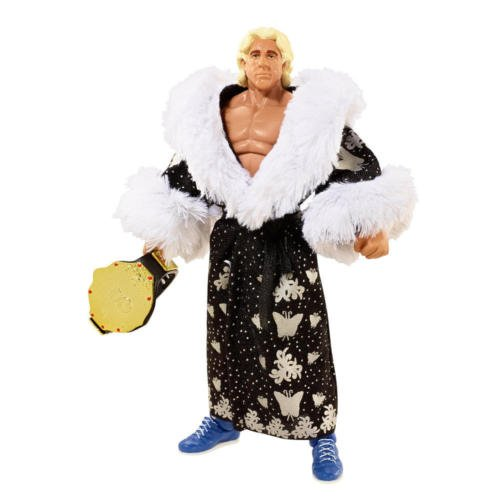 WWE Elite Collection Series Defining Moments Ric Flair Figure by Unbranded