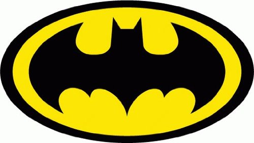 Batman Cartoon Car Bumper Sticker 6