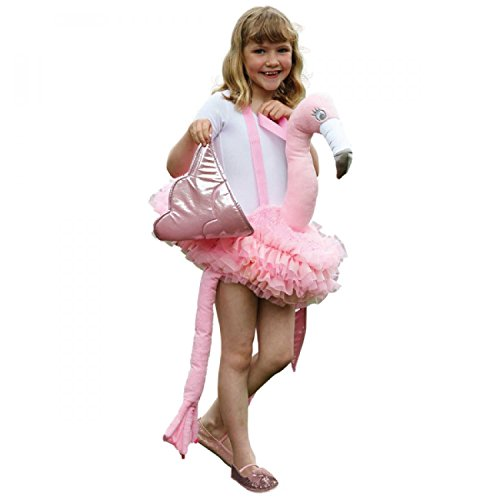 (Ride On Flamingo Fancy Dress Costume From Travis Designs (3+)