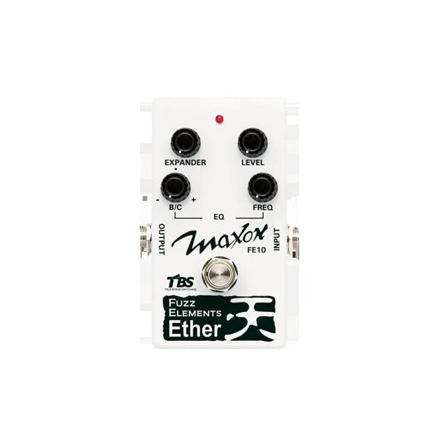 エフェクター画像 MAXON FUZZ ELEMENTS ETHER FE10