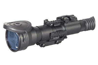 Armasight Nemesis 6X GEN 2+ QS Quick Silver White Phosphor Night Vision Rifle Scope, Black from Armasight Inc. :: Night Vision :: Night Vision Online :: Infrared Night Vision :: Night Vision Goggles :: Night Vision Scope