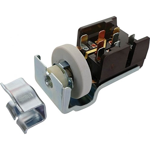 F100 Thru F350 Before Serial #C25,000 MACs Auto Parts 48-37854 Pickup Truck Headlight Switch